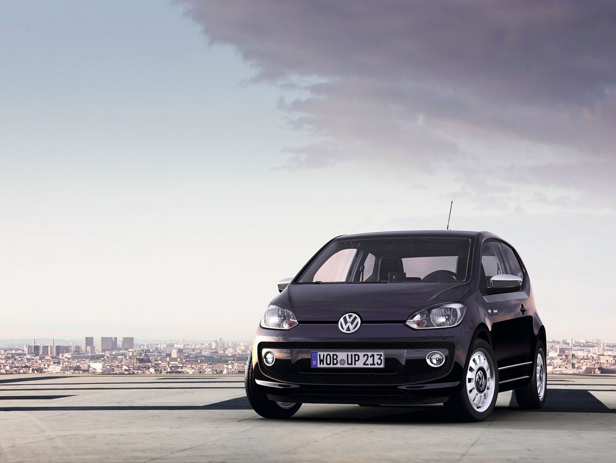 Volkswagen Up! Digital hub